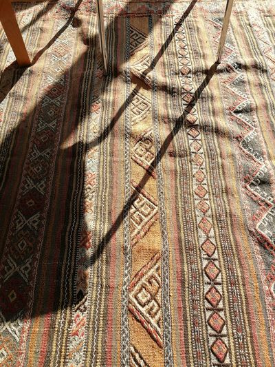 Chair Sunlight Backgrounds Shadow Full Frame Sunlight Pattern Textile Textured  High Angle View Close-up Carpet Long Shadow - Shadow