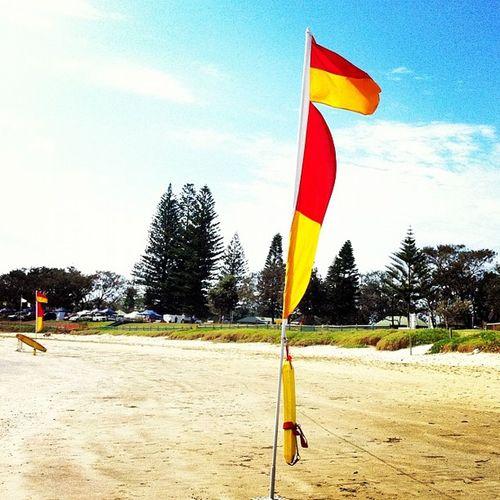 Summer Sun Surf Slsa betweentheflags beach australia nsw