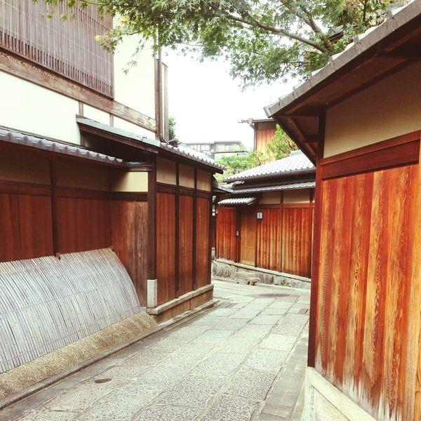 Japan Kyoto Komichi 100