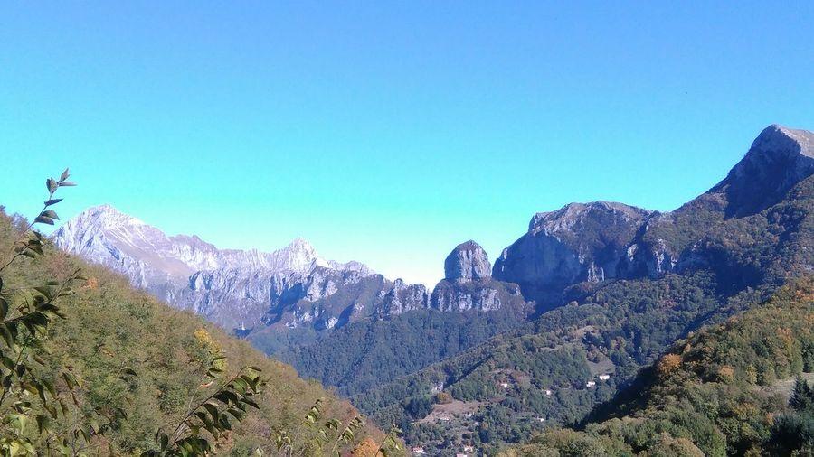 Alpi Apuane, Pania Della Croce. Omo Morto, Pabia Secca, Procinto, Matanna First Eyeem Photo