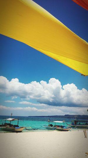 Noon chill ... Relaxing Mobile Photography Eyeem Philippines Kokopaps Lg G2 Travel Boracay Sun Sea Sand Life Is A Beach Sea Sand Sun