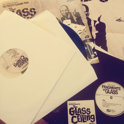 finally got my Lewis Parker special pack! Vinyls 12inch Records Lewis Parker