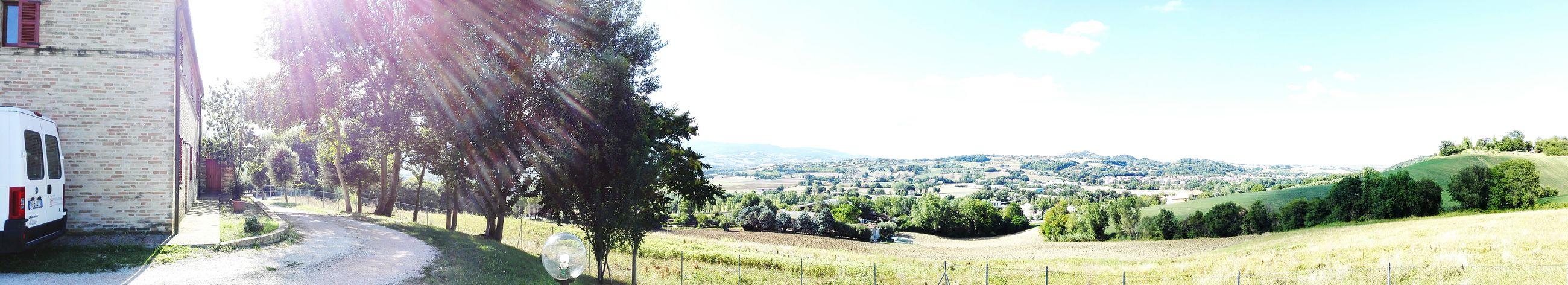 Relaxing Panorama