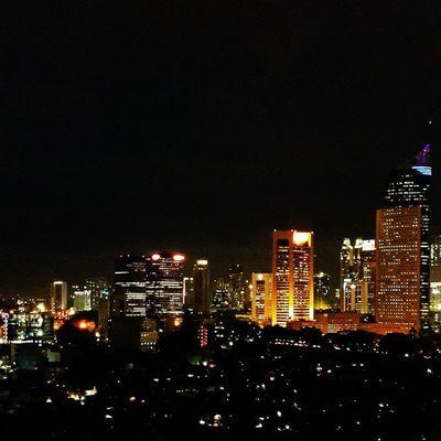Good evening from Jakarta , INDONESIA . VSCO Vscoindonesia  instanusantara instanusantarajakarta limitles5 skyscraper