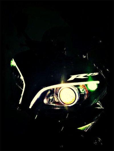 Yamaha R15 Projector Headlamp Racing Yamaha