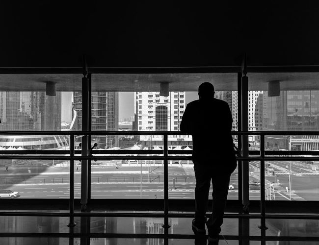 Alone, waiting, life