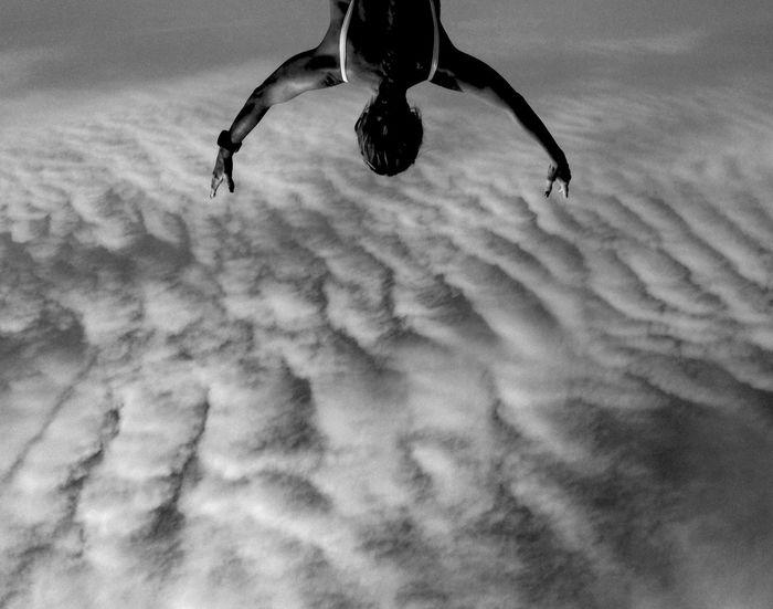 Tocar el cielo 🖐🏼🖐🏼☁️☁️☁️ Un Momento De Paz Siluetas Portrait Of A Friend