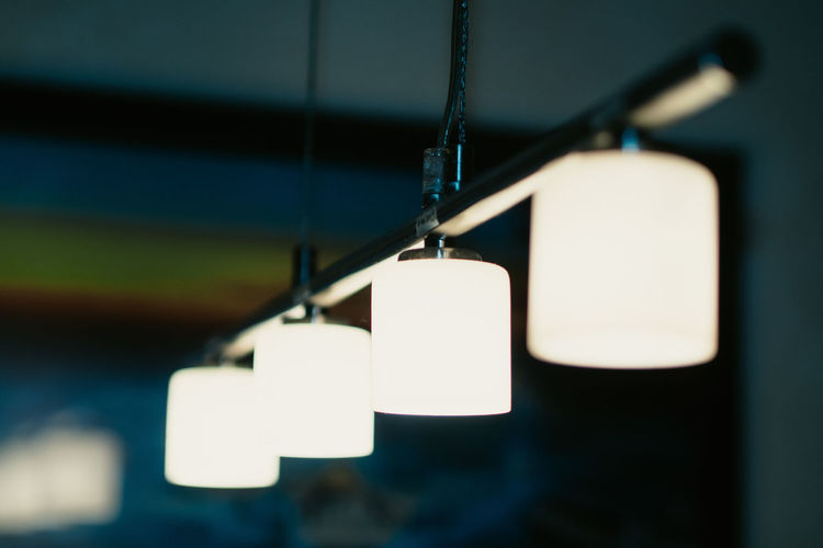 Kitchen Scene Light The Week On EyeEm Close-up Focus On Foreground Hanging Illuminated Indoors  Kitchen Lamp Lamp No People