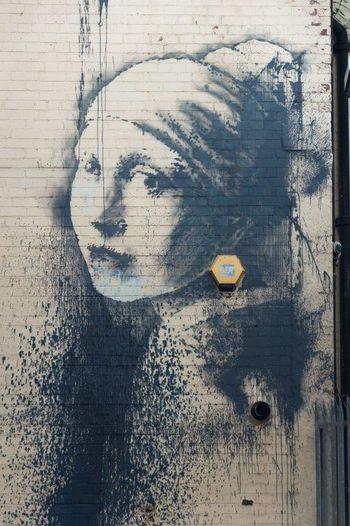 Banksyart Streetart Bristol, England StreetArtEverywhere Bristol Banksy BanksyBristol Streetphotography