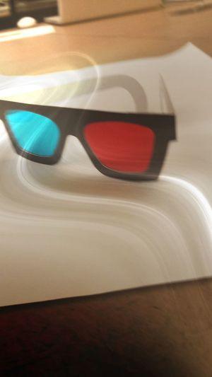 3-Deconstructed 3-D Deconstruction Glasses Wavy Light Trails Smoky Wind Deconstructed Deconstructivism Ryan GREEN Ryrygreen GALAXY S4 Lieblingsteil The City Light Break The Mold