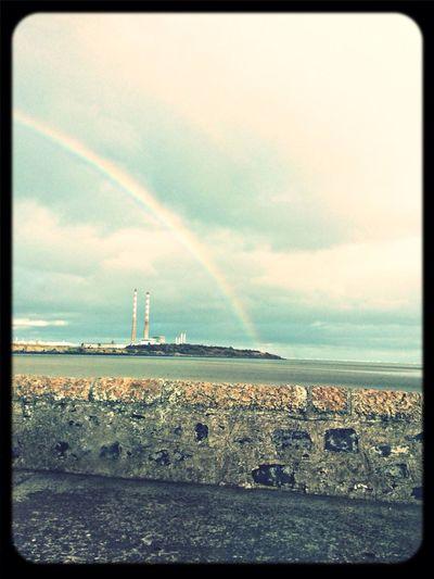 Rainbow After