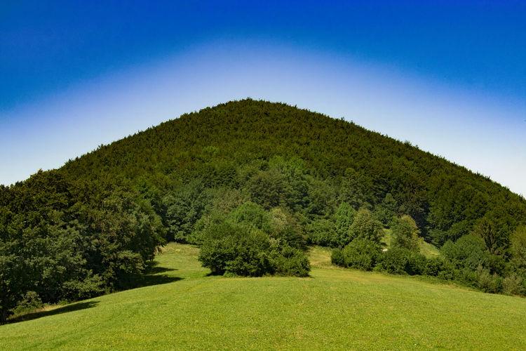 A little hill