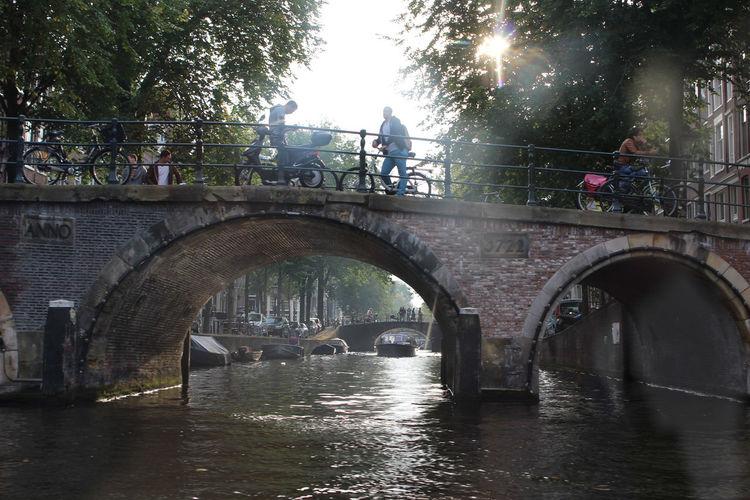 Amsterdam Arch