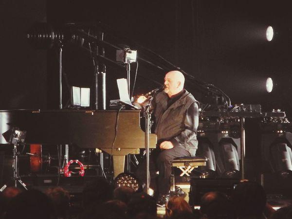 Peter Gabriel Music Piano Great Show Great Concert Having Fun