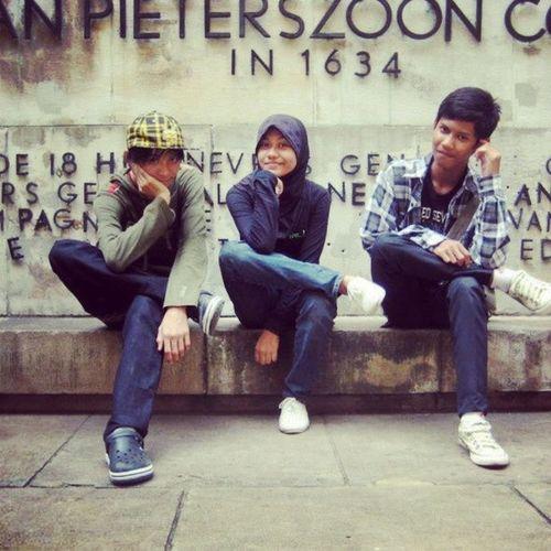 Popo.,me., aji Jakarta Kotu Friends Bersejarah museum wayang justshare