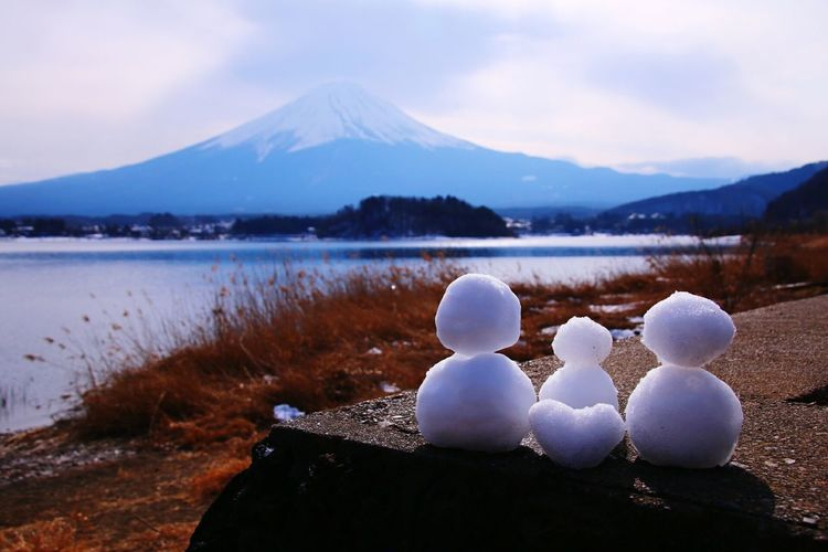 Mountain Landscape Lake Beauty In Nature Water Snowcapped Mountain Snow Nature Scenics Mountain Peak Outdoors Travel Destinations Cold Temperature No People Mt.fji Japanese Girl Japan Canon ファインダー越しの私の世界 写真撮ってる人と繋がりたい カメラ好きな人と繋がりたい カメラ女子