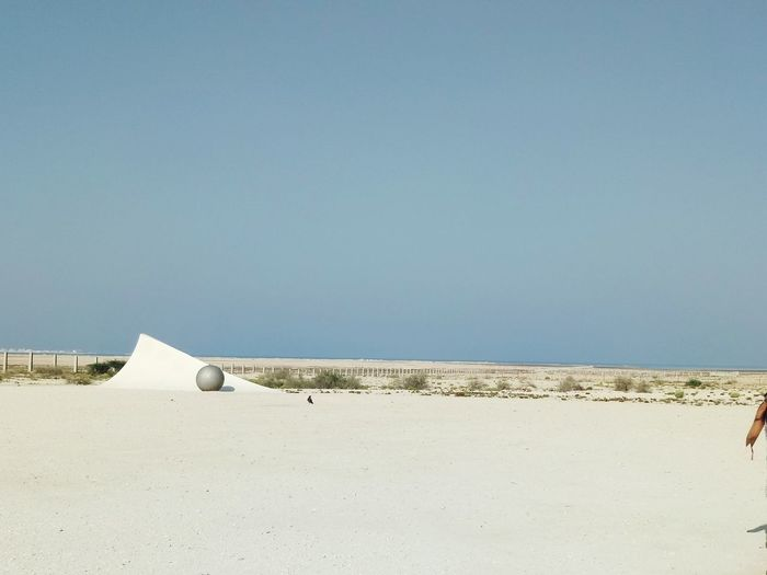 Sand History