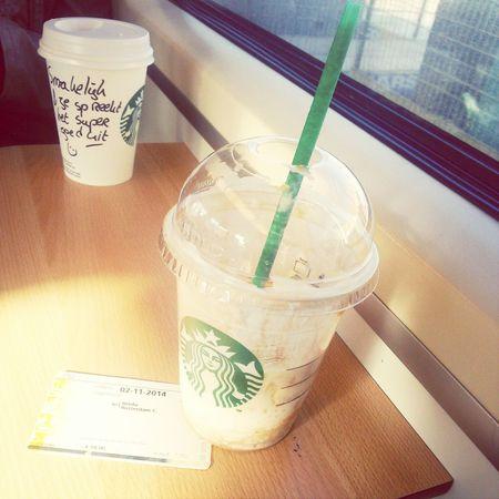 T R A V E L L I N G ? Starbucks Coffee