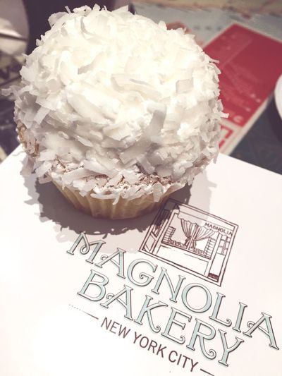 Magnolia Bakery New York Cupcakes Magnolia Yummy