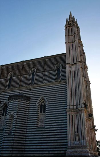 Orvieto, Italy Travel Travel Photography Traveling Architecture Building Exterior Built Structure City Day History Italian Italy Low Angle View No People Orvieto Outdoors Place Of Worship Religion Sky Spirituality Travel Destinations