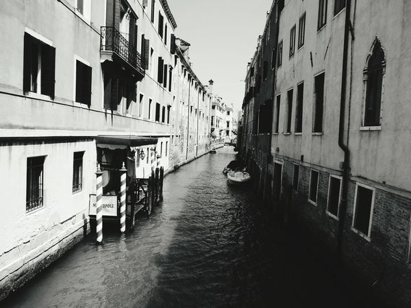 Empty Italy Venezia Architecture Jurney Bilding Water Travel World
