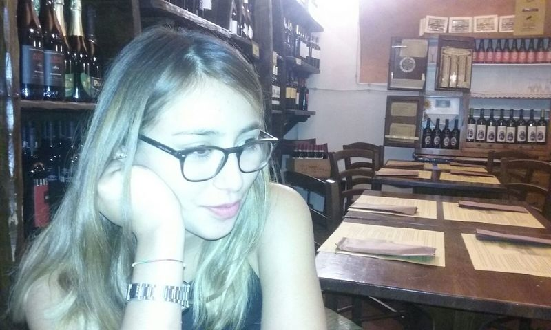 Bologna, Italy Dinner Time Love Date Amor Mio Me - ILoveYou.♡