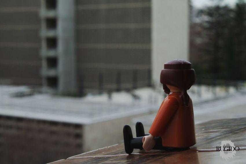 Simple 👦 Playmobil Deep Of Field Portrait SPAIN City No People First Eyeem Photo