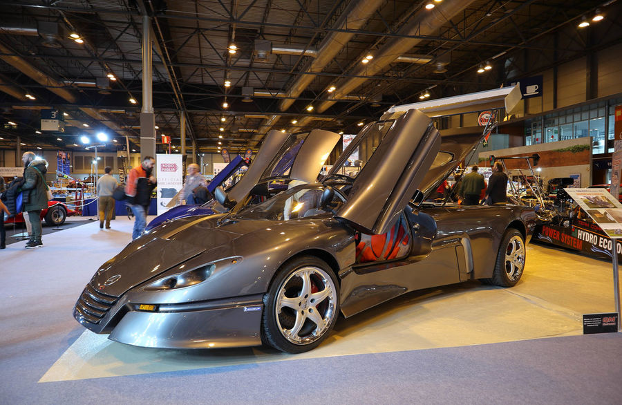 Sbarro GT1 (1999) EyeEmNewHere Transportation Car Showroom Cars Sbarro Prototype Car One Off Motor Vehicle Sports Car