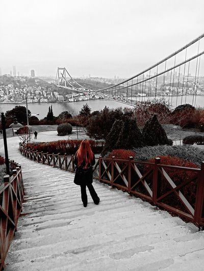Otağtepe Istanbul Turkey Photographer Redhair Boğaz Köprüsü Peaceful Nature Photography Turkey Myself