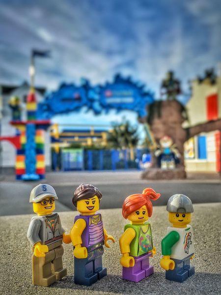 Lego Family Vacation @ Legoland LEGO Lego Minifigures Legophotography Lego Adventures Lego Mini Figures Lego Art Legostagram Lego Photography Legominifigs Toyphotography Minifigures Minifigs