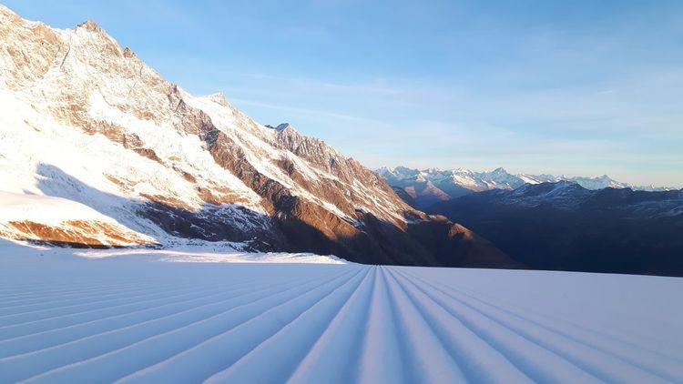 Skiing Ski Earlybird Perfection Switzerland Alps Skicross Sports Training EyeEmNewHere EyeEmNewHere
