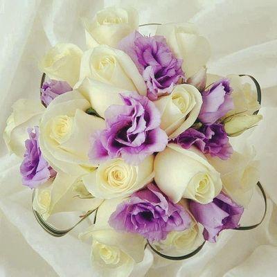 Estas flores van dedicadas a mi mami.