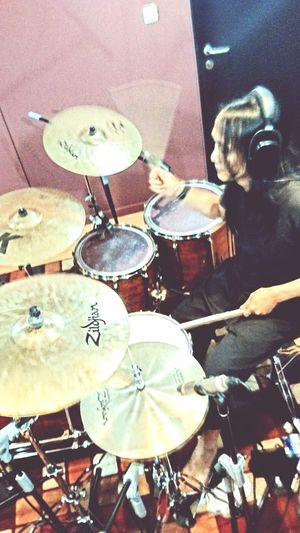 Recording Session Drumming BEATS