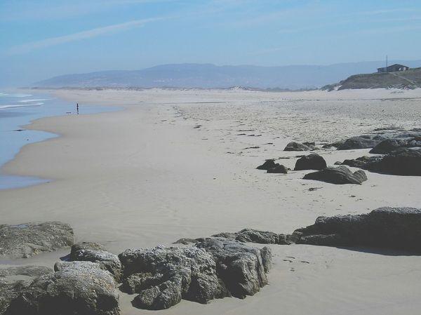Playa De Razo Playa Galicia Galicia, Spain
