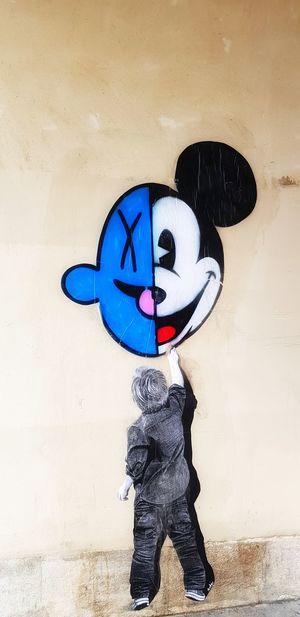 Street Art Mural Graffiti Spray Paint Art ArtWork Spray Bottle
