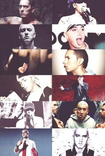 Eminem Slim Shady Marshall Mathers Team Stan