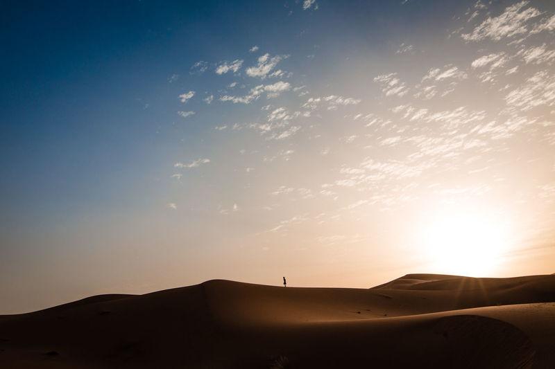Photo taken in Merzouga, Morocco