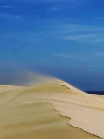Sand Land Scenics - Nature Tranquility Beach Beauty In Nature