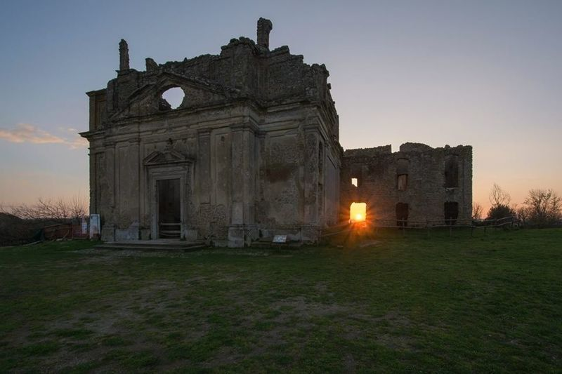 Landscape Landscape_Collection Sunset_collection Abandoned Buildings