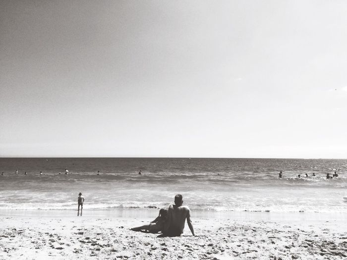 Beach Chillout Beach Beach Photography Relaxing Blackandwhite Blackandwhite Photography Ocean Chill Chilling Dorset Dorset Coast Bournemouth Man