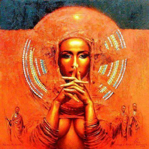 Goddess Godhead BHM