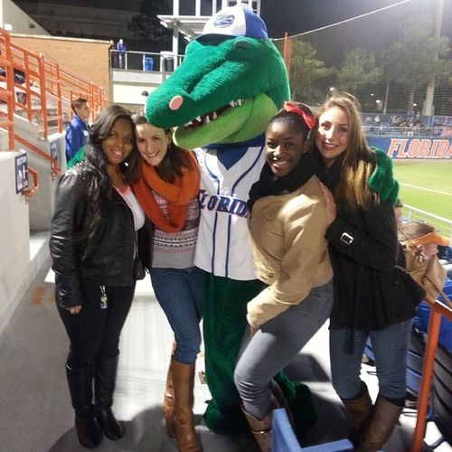 Oh! How great it is to be a Florida gator! Uf17 Ufbaseball Life Friends EngagedtoAlbert