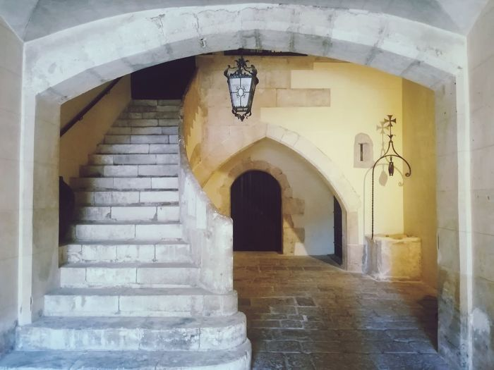 Portal medieval