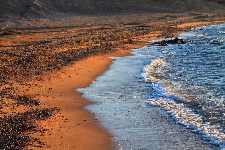Sand Water Sand