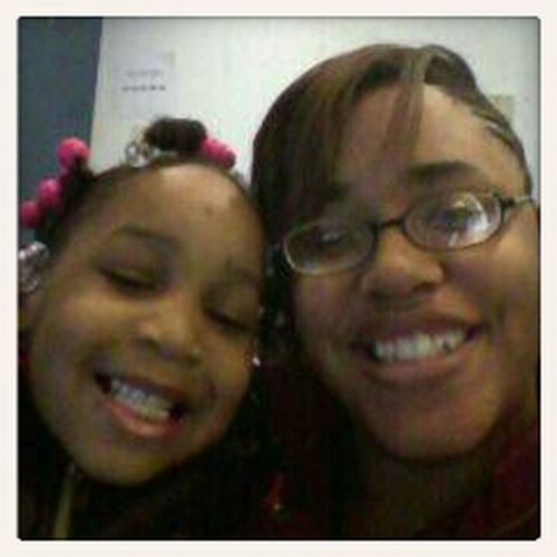 Me And My Favorite Little Girl