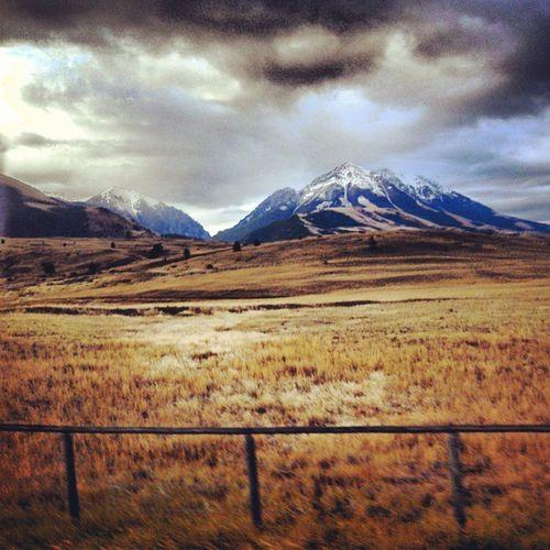 Emigrantpeak Paradisevalley Montana Snow