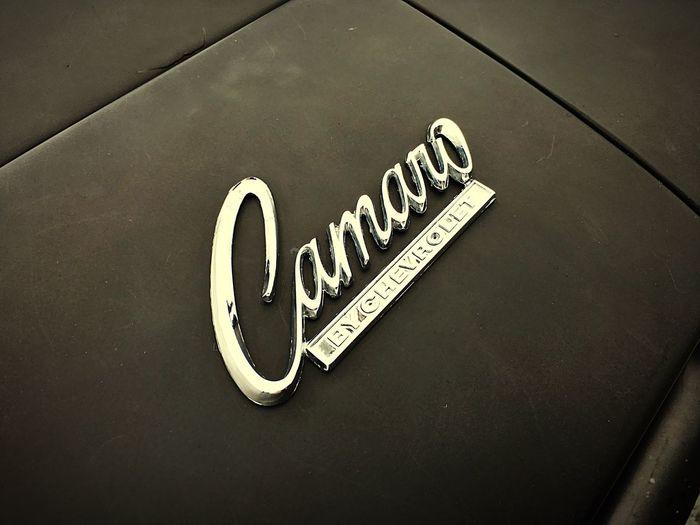 Chevrolet Camaro Voiture Voiture De Collection Voiture De Sport