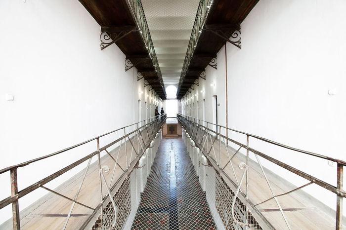 Canon Architectural Detail Architecture Architecture_collection Interior Prison Romania Sighetu Marmatiei Travel
