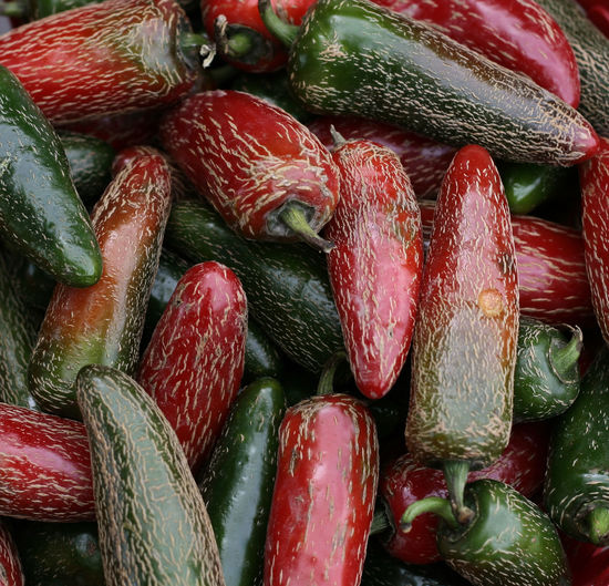 PEPPERS Backgrounds Close-up Food Green Color Market Peppers Red Still Life Vegetable