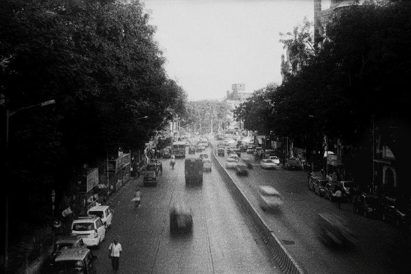 Long exposure Embrace Urban Life Transportation Road Outdoors Film Film Photography Film Is Not Dead Filmphoto Long Exposure